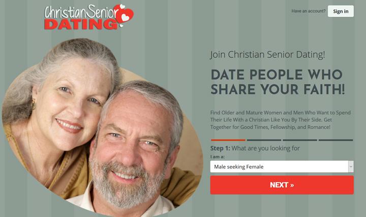 Seniors Dating Online