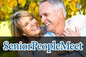 Senior people meet review